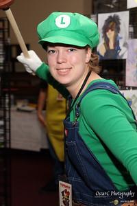 Luigi (Super Mario Brothers)