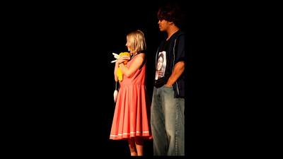 Trivia masquerade pre-show at Summer SacAnime 2009