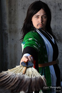 Zhuge Liang from Dynasty Warriors