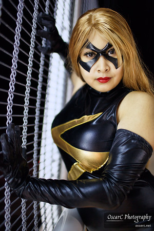 Ms. Marvel (LauraC) from DC Comics