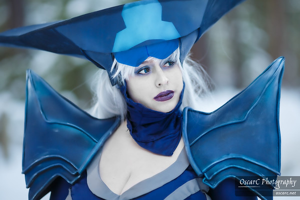 Lissandra (Miss Marisa) from League of Legends