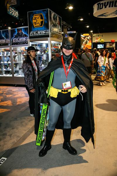2010 San Diego Comic Con - Preview Night