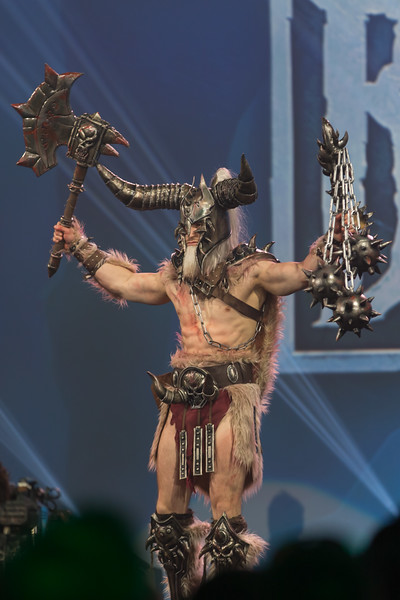 2013 BlizzCon - Contests