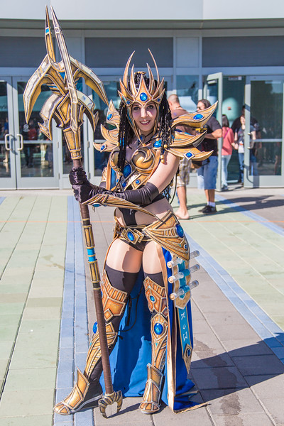 2013 BlizzCon - Cosplay