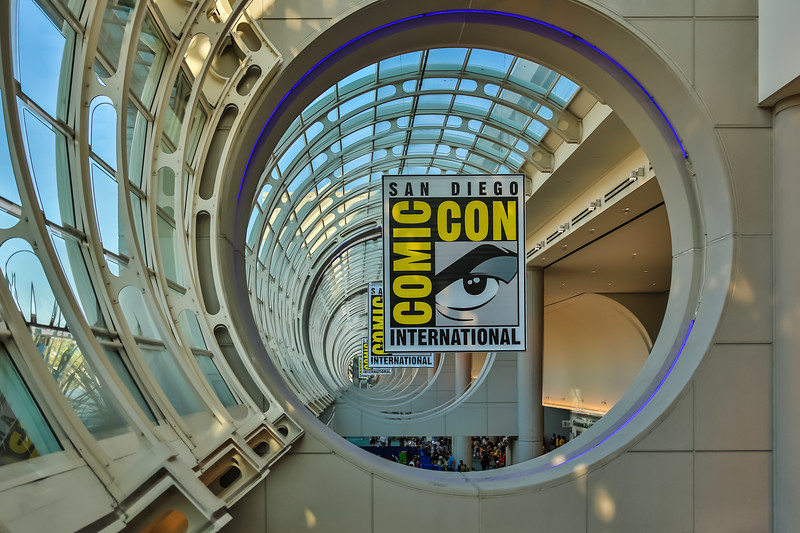 2013 San Diego Comic Con - Exhibit Floor
