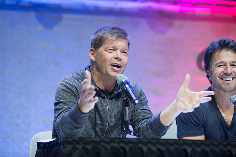 2014 Comikaze Expo - Comics Legends Spotlight Panel