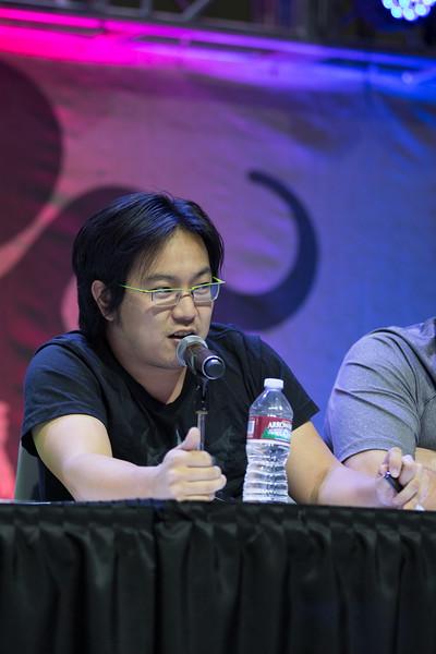 2014 Comikaze Expo - Video Game High School Panel
