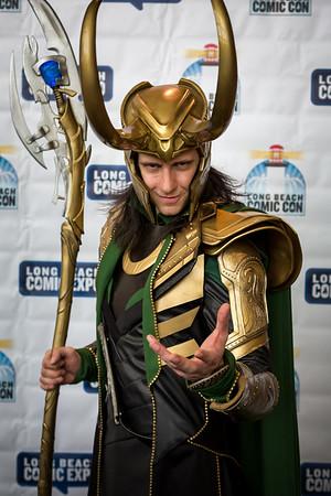 2014 Long Beach Comic Con