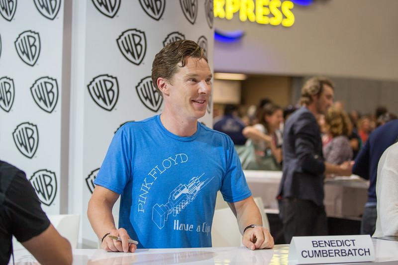 2014 San Diego Comic Con - Day 3