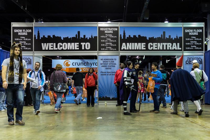2016 Anime Central - Misc