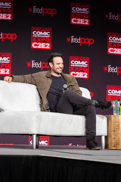 2018 C2E2 - The Daredevil You Know - Charlie Cox