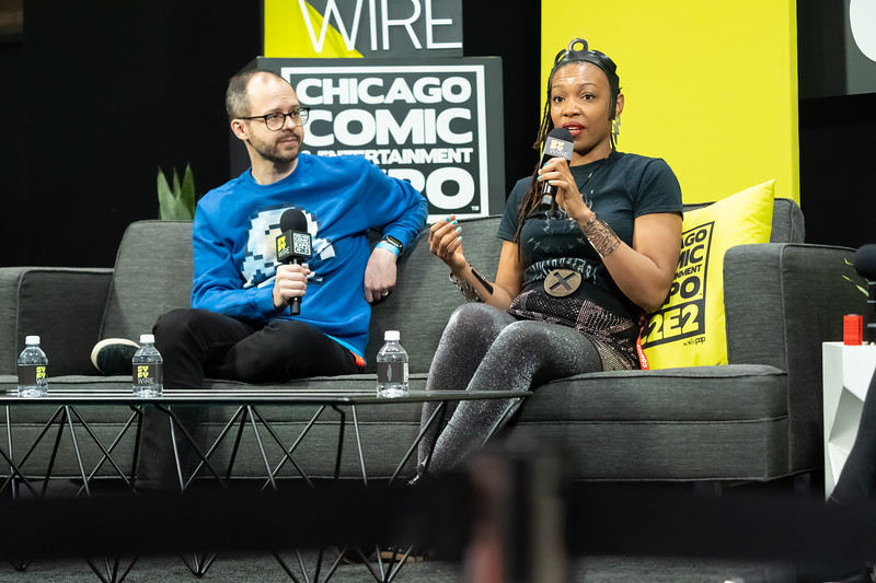 2019 C2E2 - Misc (SyFy Wire Stage)