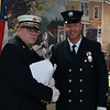 2008 Scholarship Winner - New Milford, NJ Firefighter Marc Longo - Fire Protection Management - John Jay College, NYC.