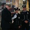 2008 Scholarship Winner - Ho Ho Kus, NJ Firefighter Kimberly Raimondi - Lawyer - Firematic Arbitration - Ramapo College.