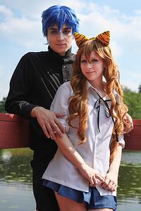 Takasu Ryuuji & Aisaka Taiga