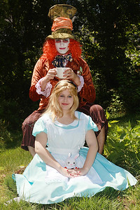 Alice Kingsleigh & The Mad Hatter