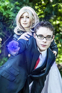 Rose Tyler & The Doctor