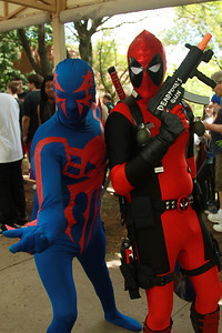 Spider-Man 2099 & Deadpool
