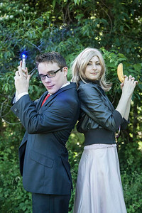 The Doctor & Rose Tyler