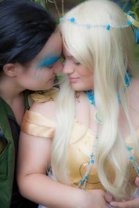 Loki & Sigyn