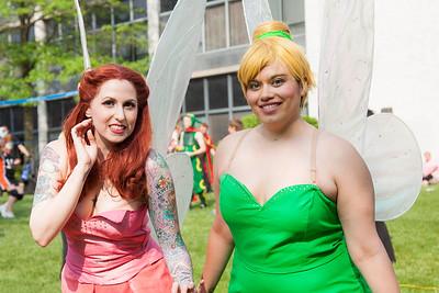 Rosetta & Tinker Bell