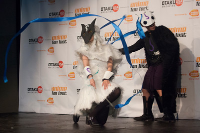 Cosplay Contest: Kindred, Lamb & Wolf, The Eternal Hunters