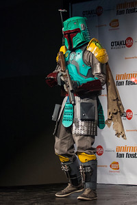 Cosplay Contest: Boba Fett