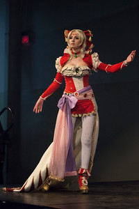 Cosplay Contest: Terra Branford