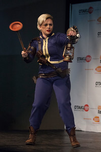 Cosplay Contest: Vault Dweller