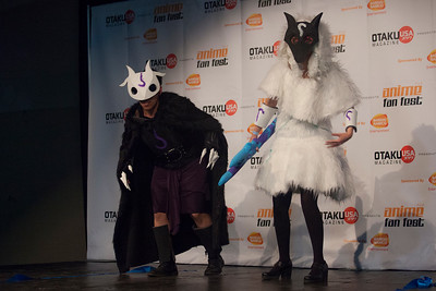 Cosplay Contest: Kindred, Wolf & Lamb, The Eternal Hunters