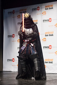 Cosplay Contest: Darth Vader