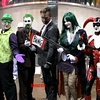 Random costumed - assorted Batman Villans