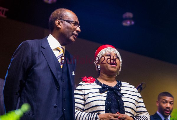 "National Baptist Mid-winter Convention 2015 ""Envisioning the Future Exceptionally"""