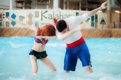 Ariel & Prince Eric