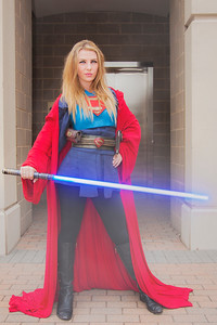 Jedi Knight Supergirl