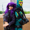 Hit-Girl & Kick-Ass