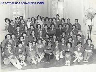 1955 Convention Group Photo For Smug Mug