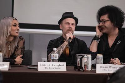Angel Metro, Patrick Longlost, & Sean Templar