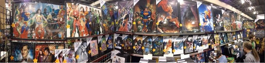 Description of . Images from Friday May 16 at the Motor City Comic Con in Novi, Michigan.  Photo by David Komer.
