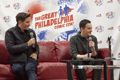 Gotham: James Frain & Robin Lord Taylor