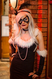"""Flapper"" Black Cat"