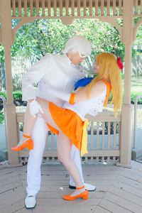 Ace Kaitou & Sailor Venus