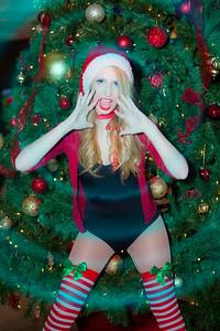 Christmas Time Black Canary