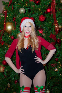 Christmas Time Black Canary