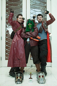 Star-Lord(s) & Gamora
