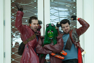 Star-Lord(s) & Gamora