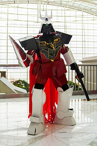 Char Aznable's Mobile Suit Gundam