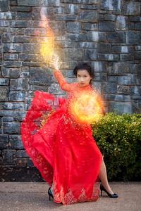 Phoenix/Princess Elsa of Arendelle