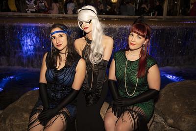 Black Canary, Black Cat, & Poison Ivy
