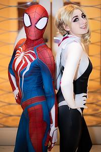 Spider-Man & Spider-Woman